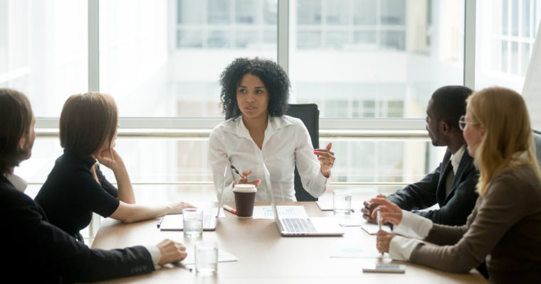 The visibility of female leaders – The Apprentice